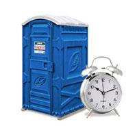 Аренда туалетных кабин на долгий срок