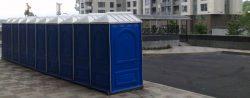 Аренда туалетных кабин для стройки
